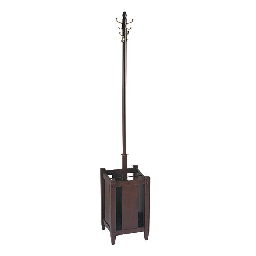 Home Star™ Products Espresso Coat Tree