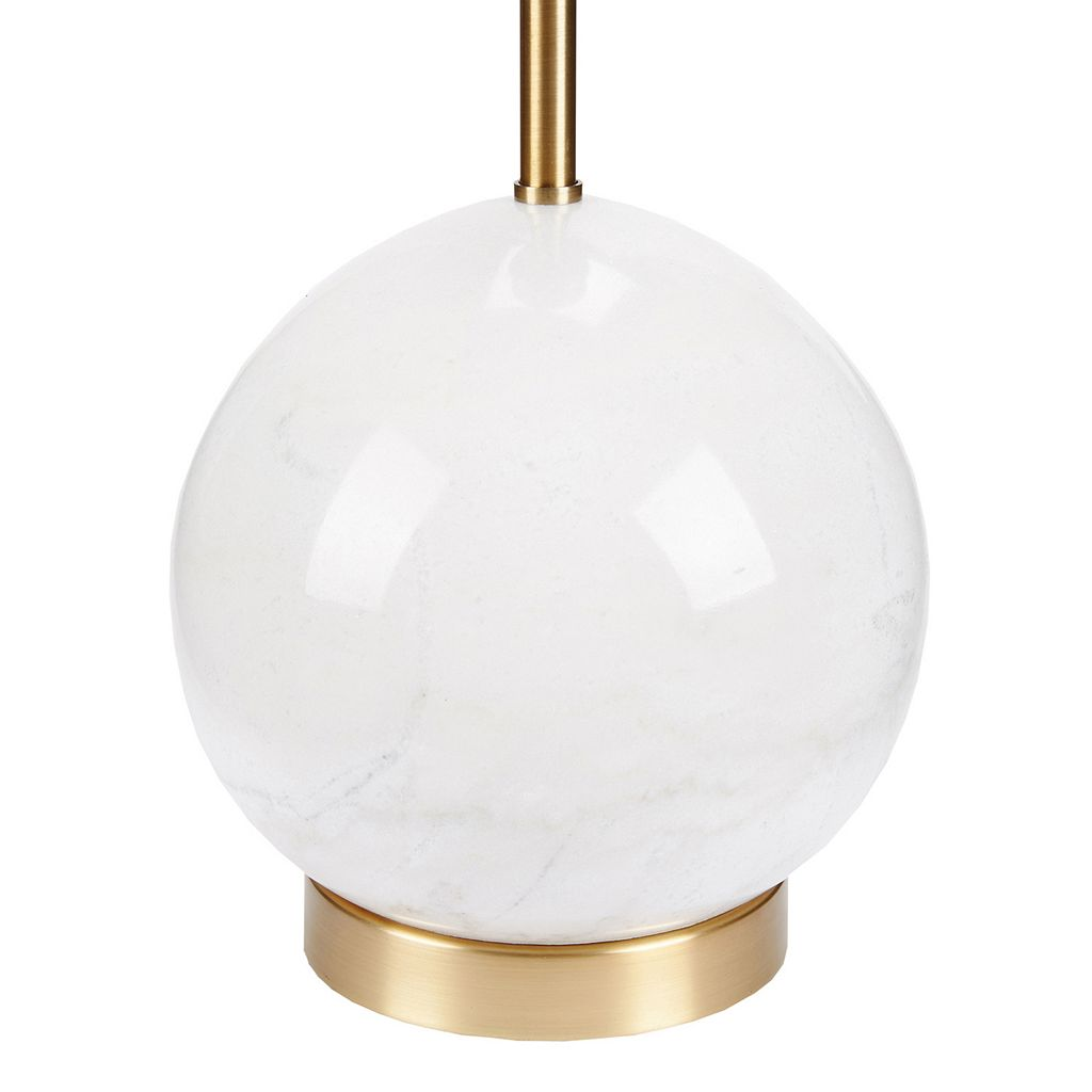 Madison Park Signature Marble Sphere Table lamp