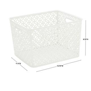 Simplify Trellis Storage Bin