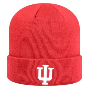 Youth Top of the World Indiana Hoosiers Tow Cuffed Beanie
