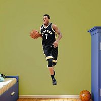 Toronto Raptors Kyle Lowry Wall Decal by Fathead