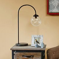 INK+IVY Venice Industrial Table Lamp