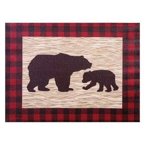 Trend Lab Northwoods Bear Wall Art