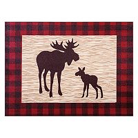Trend Lab Northwoods Moose Wall Art