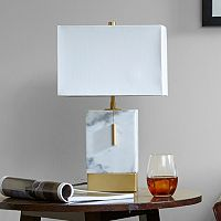 Madison Park Signature Small Mid-Century Modern Table Lamp