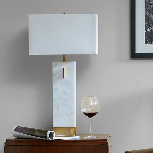 Madison Park Signature Mid-Century Modern Table Lamp