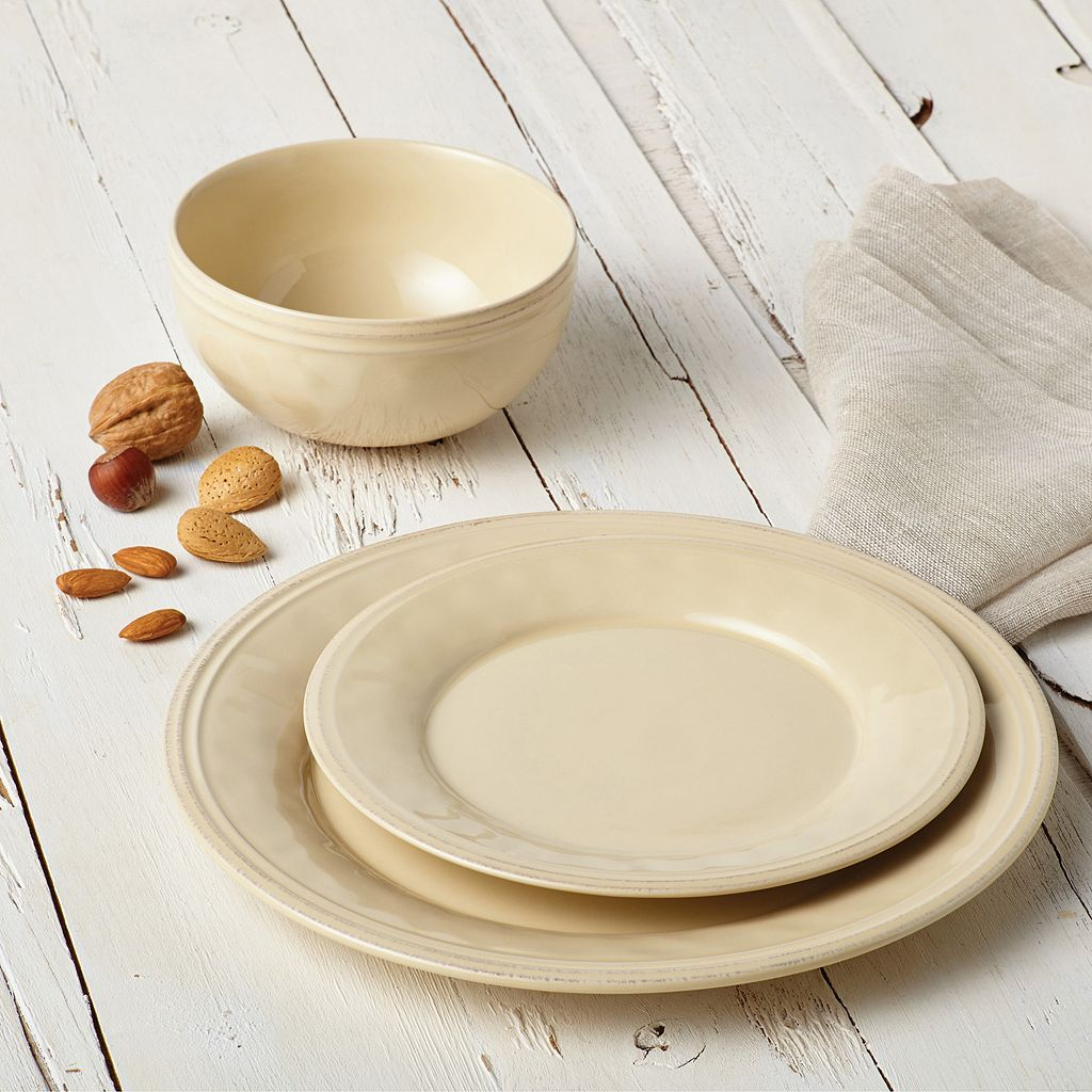 Rachael Ray Cucina 12-pc. Dinnerware Set