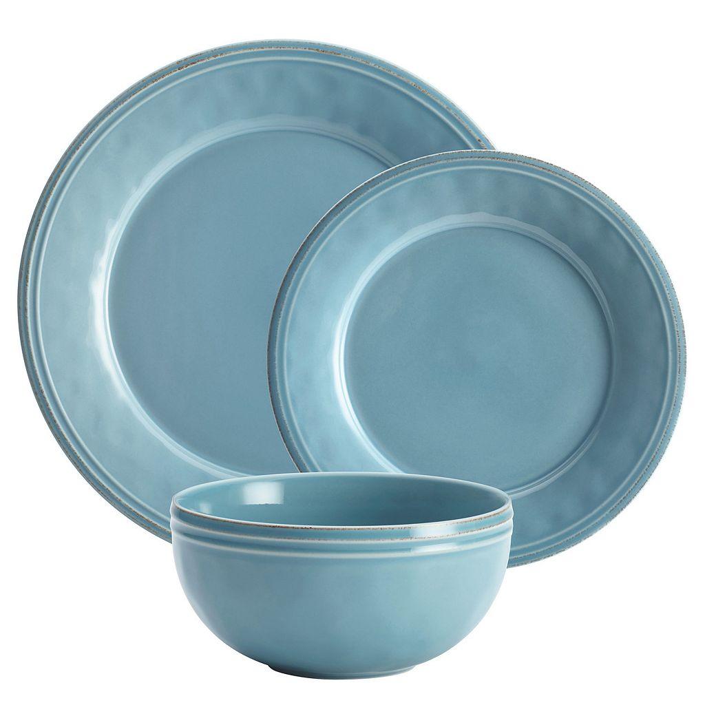 Rachael Ray Cucina 12-pc. Dinnerware Set