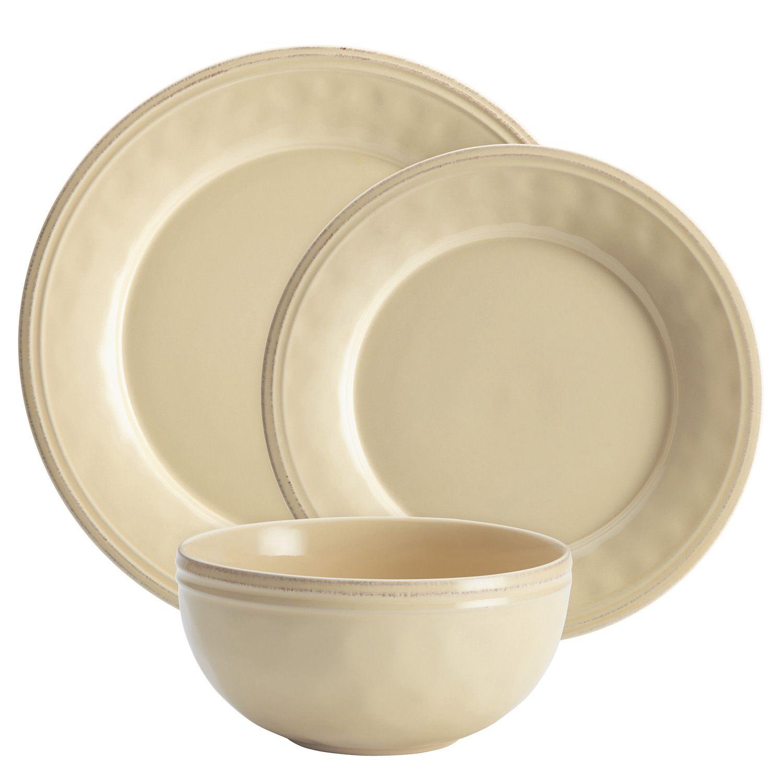 Rachael Ray Cucina 12-pc. Dinnerware Set  sc 1 st  Kohl\u0027s & Rachael Ray Dinnerware \u0026 Serveware Kitchen \u0026 Dining | Kohl\u0027s