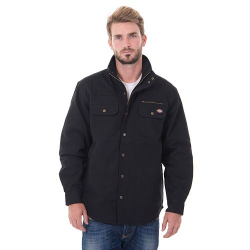 coupon codes new design recognized brands Men's Dickies Classic-Fit Utility Shirt Jacket