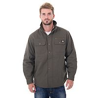Men's Dickies Classic-Fit Utility Shirt Jacket