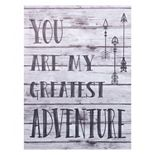 "Trend Lab ""My Greatest Adventure"" Wall Art"
