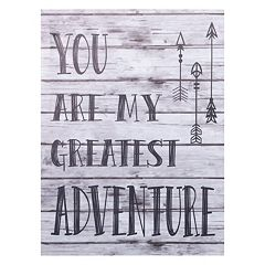 Trend Lab 'My Greatest Adventure' Wall Art