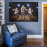 Golden State Warriors Stephen Curry Montage Wall Decal by Fathead