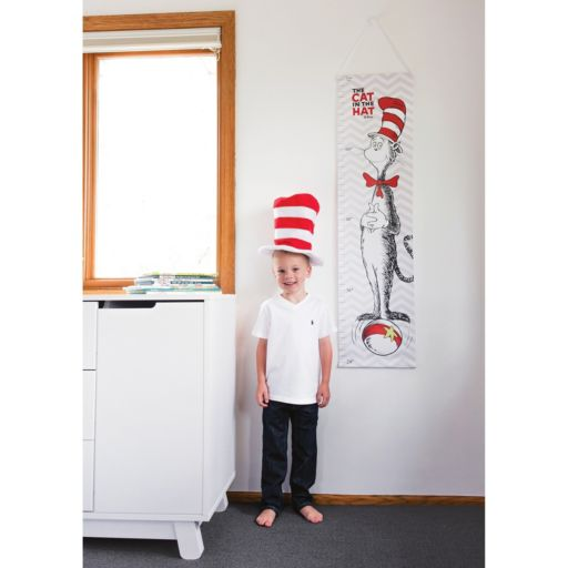 """Dr. Seuss """"Cat in the Hat"""" Growth Chart by Trend Lab"""