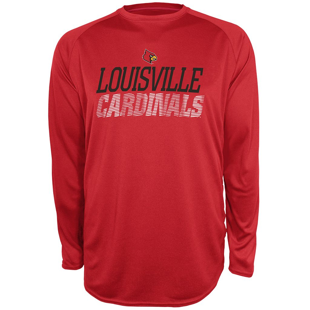 Men's Champion Louisville Cardinals Team Tee