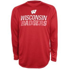 Men's Champion Wisconsin Badgers Team Tee