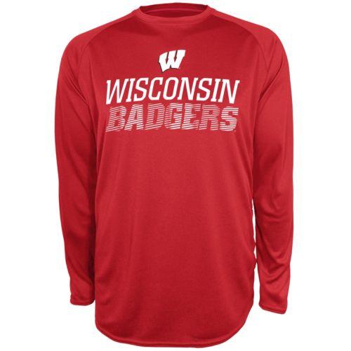 Men's Champion Wisconsin Badge...