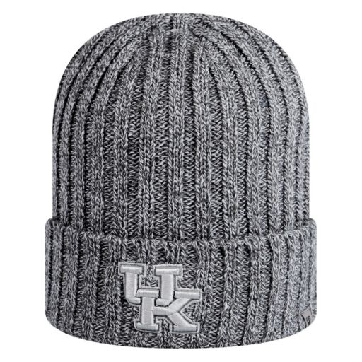 Adult Top of the World Kentucky Wildcats Two Below Beanie