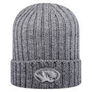Adult Top of the World Missouri Tigers Two Below Beanie