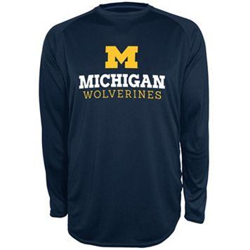 Men's Champion Michigan Wolverines Team Tee