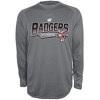 Men's Champion Wisconsin Badgers Team Tee