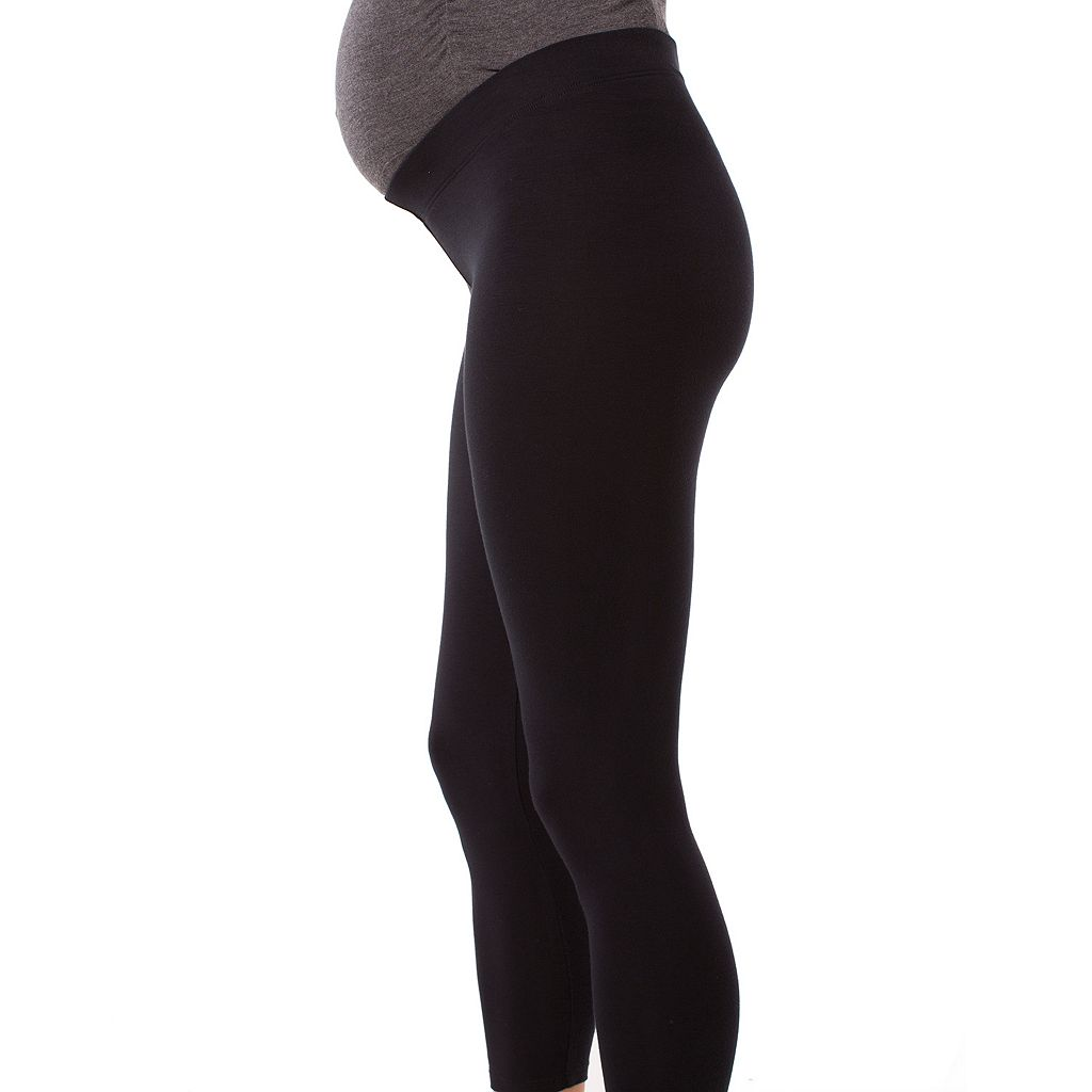 Maternity Pip & Vine by Rosie Pope Cropped Leggings