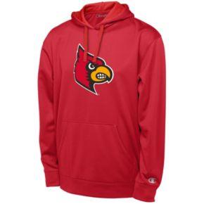 Men's Champion Louisville Cardinals Pullover Hoodie