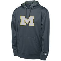 Men's Champion Michigan Wolverines Pullover Hoodie