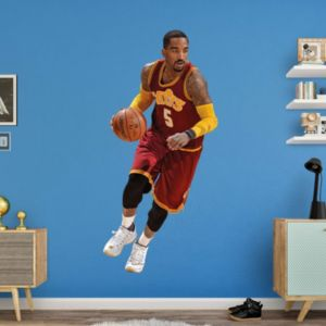 Cleveland Cavaliers J.R. Smith Throwback Wall Decal by Fathead