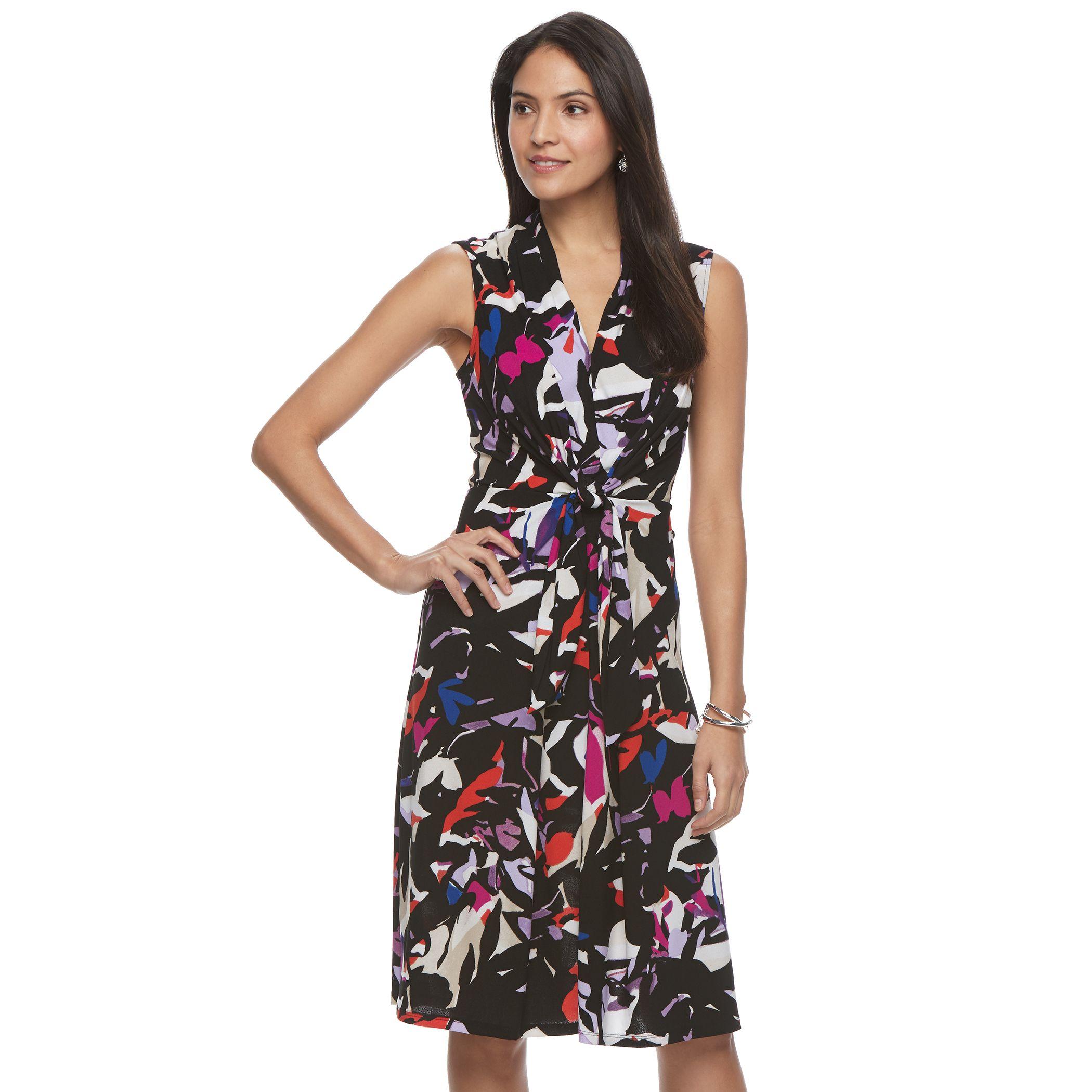Dana buchman lace dress