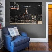 Minnesota Timberwolves Zach LaVine Dunk Contest Mural Wall Decal by Fathead