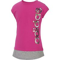 Girls 7-16 adidas Mock-Layered