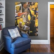 Cleveland Cavaliers LeBron James 2016 NBA Finals Wall Decal by Fathead