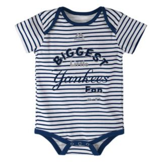Baby Majestic New York Yankees 3-Pack Bodysuits