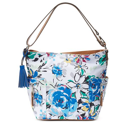 2c993d8dee Rosetti Brye Floral Convertible Hobo