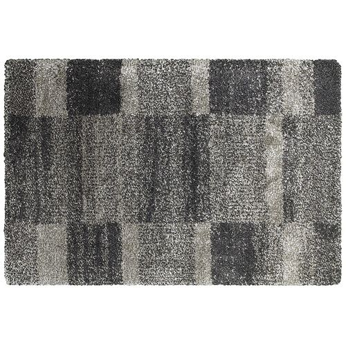StyleHaven Hillcrest Shaded Blocks Shag Rug
