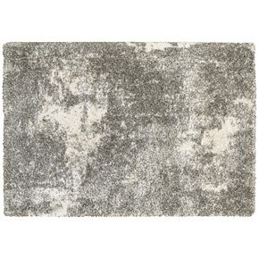StyleHaven Hillcrest Granite Abstract Shag Rug