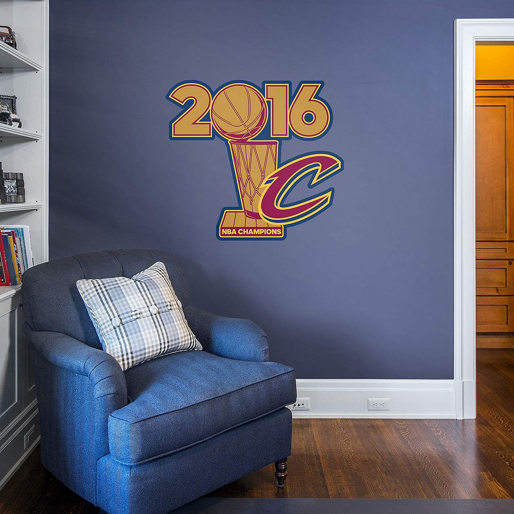 Cleveland Cavaliers 2016 Champs Logo Wall Decal by Fathead