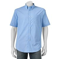 Big & Tall Croft & Barrow® True Comfort Classic-Fit Stretch Button-Down Shirt