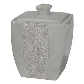 Creative Bath Heirloom Ceramic Covered Jar