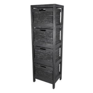 4-Drawer Storage Tower