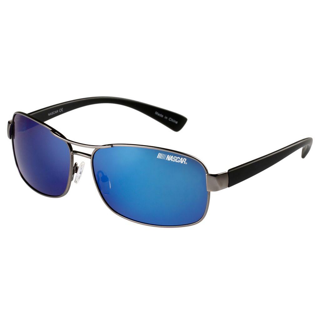 Men's NASCAR Polarized Aviator Sunglasses