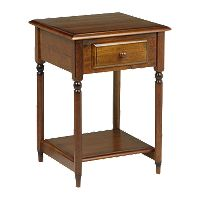 Home Star Products Knob Hill Accent Table
