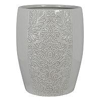 Creative Bath Heirloom Ceramic Wastebasket