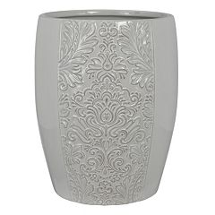 Creative Bath Heirloom Ceramic Wastebasket