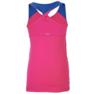 Girls 7-16 adidas climalite Contrast Tank Top