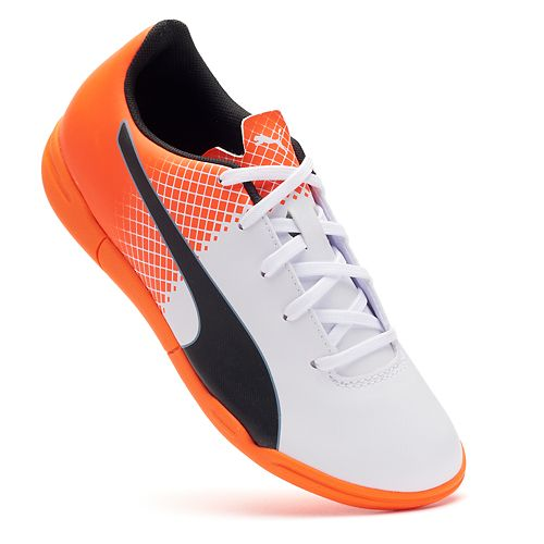 evoSPEED 5.5 It Jr. Boys' Indoor Soccer Shoes