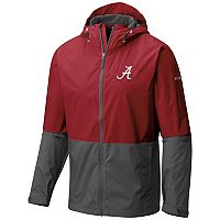 Men's Columbia Alabama Crimson Tide Roan Mountain Jacket