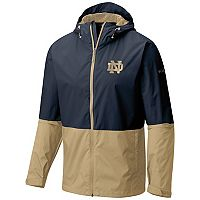 Men's Columbia Notre Dame Fighting Irish Roan Mountain Jacket